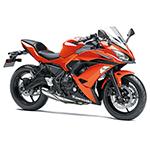 Motorrad Kategorie 1 offen