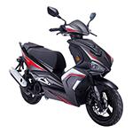 Motorrad Kategorie 1 125 cm